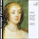 J. Lawes Sonatas Medlam London Baroque