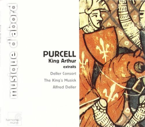 H. Purcell King Arthur Excerpts Deller Various