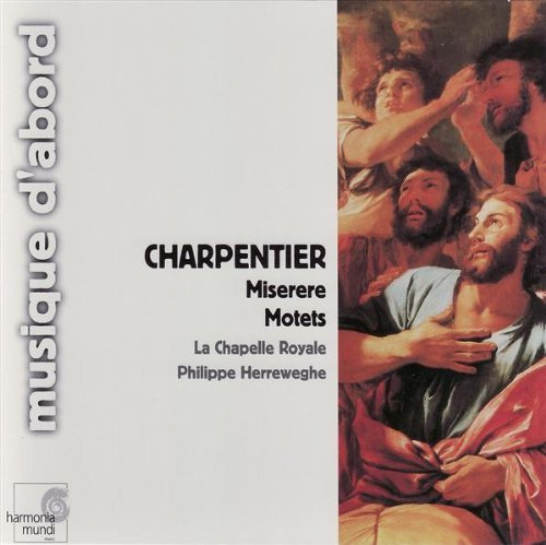 M. Charpentier Motets Herreweghe Chapelle Royale