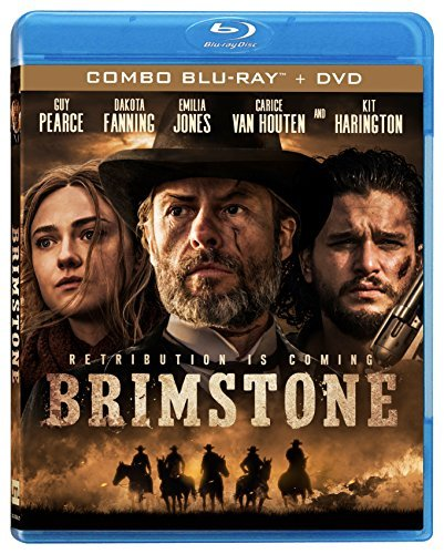 Brimstone Pearce Fanning Jones Harington Blu Ray R