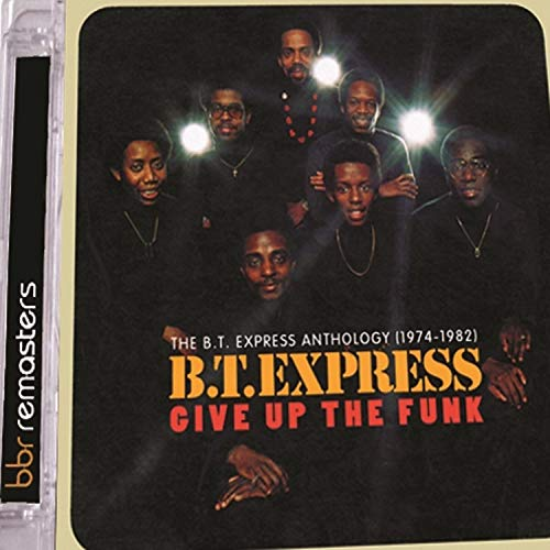 Bt Express Give Up The Funk Bt Express A Import Gbr 2cd