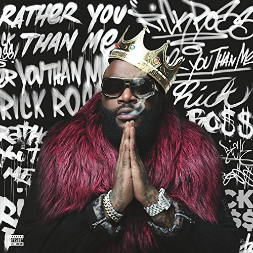 Rick Ross Rather You Than Me 2 Lp Includes Download Insert