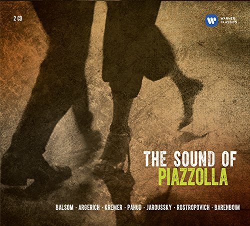 Astor Piazzolla The Sound Of Piazzolla 2cd