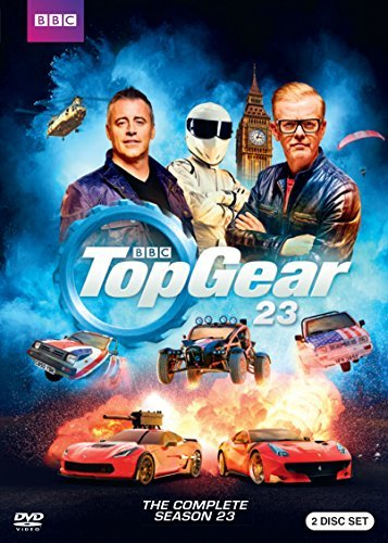 Top Gear Uk Season 23 DVD