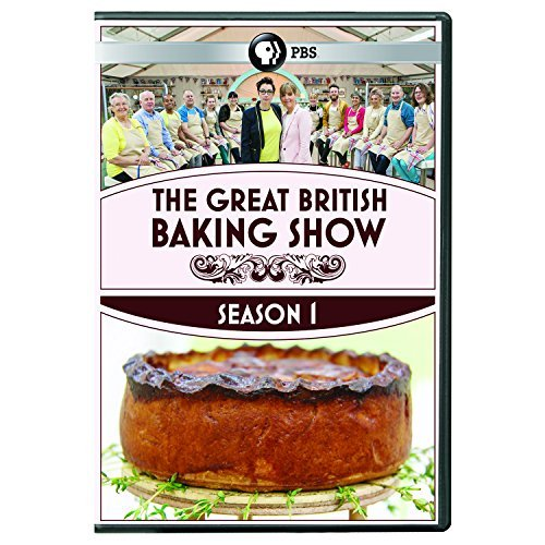 Great British Baking Show Season 1 DVD