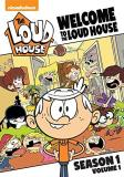 Welcome To The Loud House Season 1 DVD