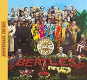 Beatles Sgt. Pepper's Lonely Hearts Club Band Anniversary 1 CD