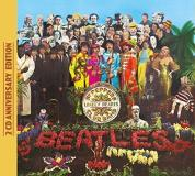 Beatles Sgt. Pepper's Lonely Hearts Club Band Anniversary Deluxe Edition 2cd