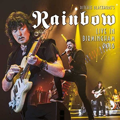 Ritchie Blackmore's Rainbow Birmingham Live '16 2 CD
