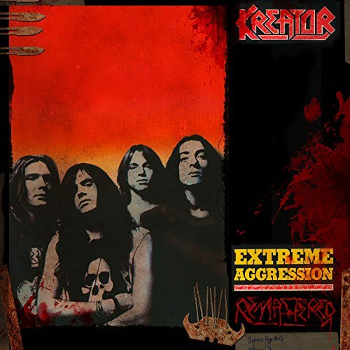 Kreator Extreme Aggression 3 Lp Set