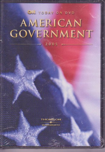 American Government 2005 Cnn Today On DVD