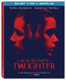 Blackcoat's Daughter Roberts Shipka Blu Ray DVD Dc R