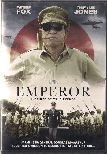 Emperor (dvd 2013) Rental Exclusive