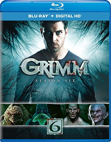 Grimm Season 6 Blu Ray
