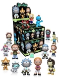 Mystery Minis Rick & Morty Blind Box Figure 12 Display