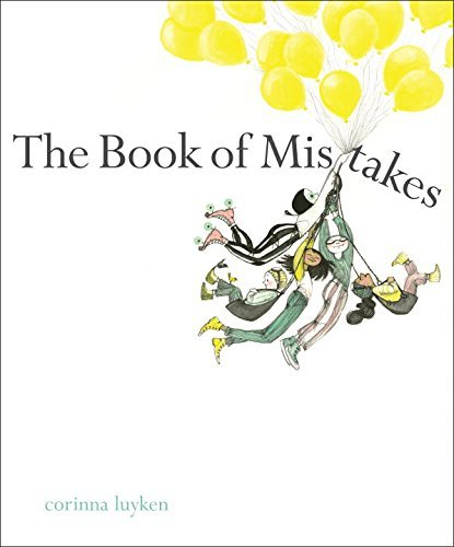 Corinna Luyken The Book Of Mistakes