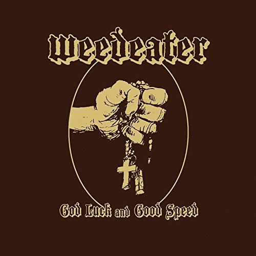 Weedeater God Luck And Good Speed (ltd. Ultra Clear Vinyl In Gatefold)