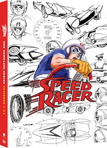 Speed Racer Complete Series DVD