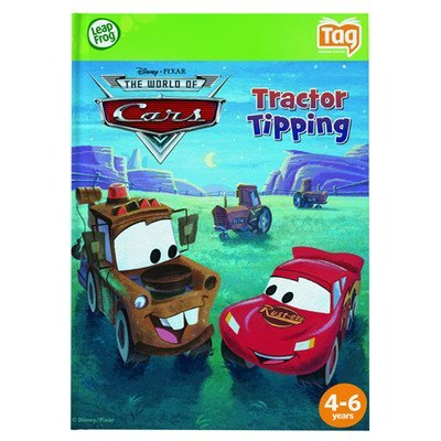 Leapfrog Cars Tractor Tipping