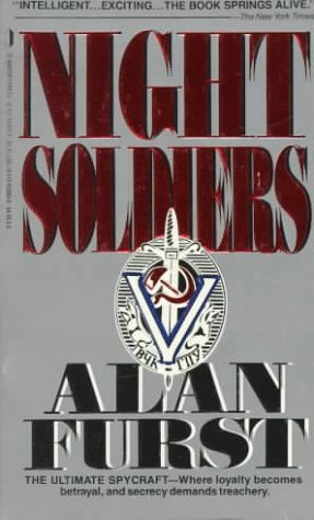 Alan Furst Night Soldiers
