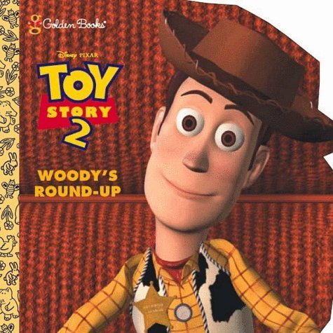 Diane Muldrow Woody's Round Up Toy Story 2