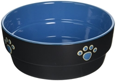 Fresco Dog Dish 7in Blue Fresco Dog Dish 7in Blue 12