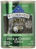 Blue Buffalo Wilderness Grain Free Duck And Chicken Grill 12.5oz