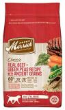 Merrick Classic 5lb Adult Beef Whole Barley & Carrots Qb 6