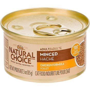Nutro Natural Choice Minced Chicken Cat 3oz