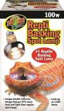 Zoo Basking Spot Lamp Rep 100w Zoo Med Repti Basking Spot Lamp 100watt For Reptiles