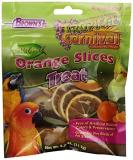 Tropical Carnival Naturals Orange Slices Bird Trt .75 Ounce