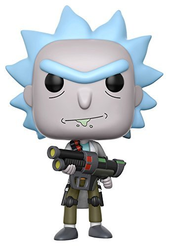 Funko Pop Rick & Morty Weaponized Rick