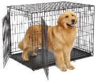 Contour Double Door Dog Crate Contour Double Door Dog Crate
