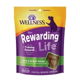 Wellness Wellbites Lmb&slm 8o Wellness Wellbites Dogs Treats Lamb And Salmon 8 Ounce Pouch *wellness Wellbites Lmb&slm 8o