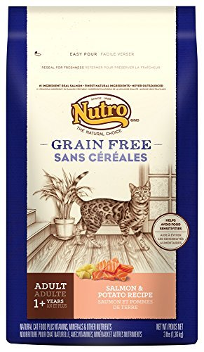 Natural Choice Grain Free Cat Salmon Potato 3lb Qb 6