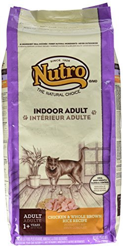 Natural Choice Indoor Cat Chicken Rice 6.5lb Qb 4