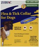Zodiac F&t Collar For Large Dogs 7 Month Zodiac F&t Collar For Large Dogs 7 Month