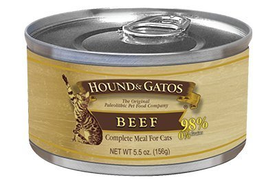 Hound & Gatos 98% Beef 5.5oz