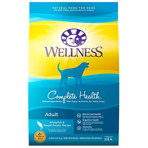 Wellness D Fish&potato 15lb *wellness Dog Fish&potato 15lb