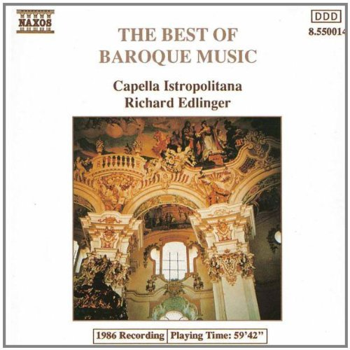 The Best Of Baroque Music The Best Of Baroque Music