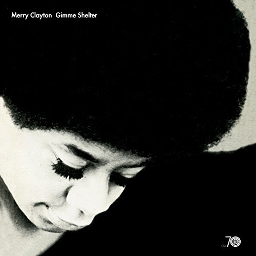 Merry Clayton Gimme Shelter (white Vinyl) Limited To 900 Copies