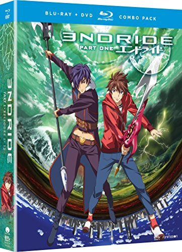 Endride Part 1 Blu Ray DVD Nr
