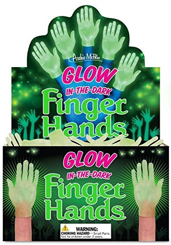 Gift Finger Puppet Glow Hand