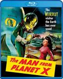 The Man From Planet X Clarke Bond Blu Ray Nr