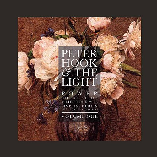 Peter & The Light Hook Power Corruption & Lies Live In Dublin Volume 2 Red Vinyl 2000 Only