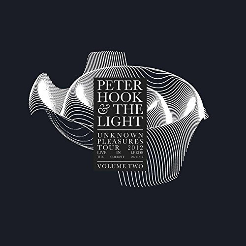 Peter & The Light Hook Unknown Pleasures Live In Leeds Volume 2 White Vinyl 2000 Only