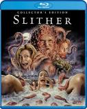 Slither Fillion Rooker Blu Ray R