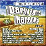 Party Tyme Karaoke Country Hits 19