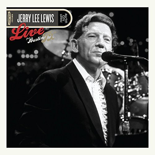 Jerry Lee Lewis Live From Austin Tx 2 Lp 180 Gram Includes Download