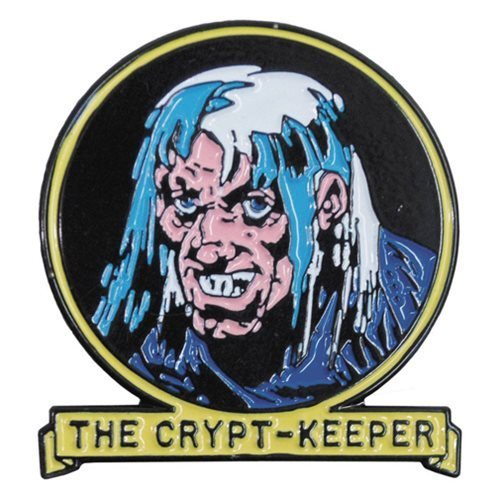 Enamel Pin Crypt Keeper (tales From The Crypt)